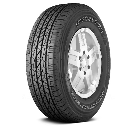 255/50R19 Firestone Tires Destination LE2