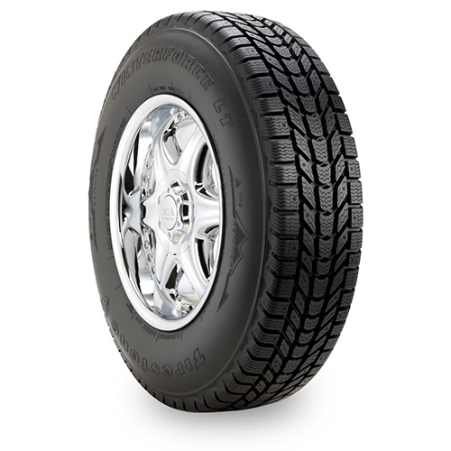 235/80R17 Firestone Tires Winterforce LT