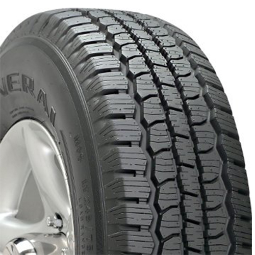235/80R17 General Tires Ameritrac TR