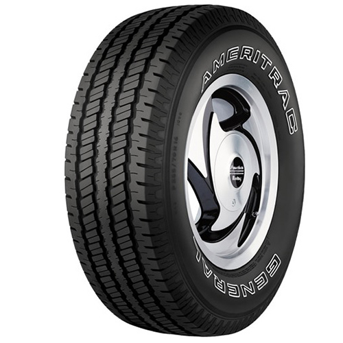 235/80R17 General Tires Ameritrac