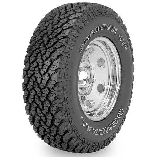 255/65R17 General Tires Grabber AT2