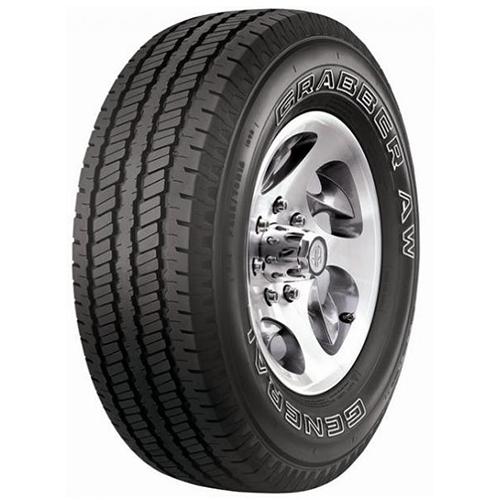 245/75R16 General Tires Grabber AW