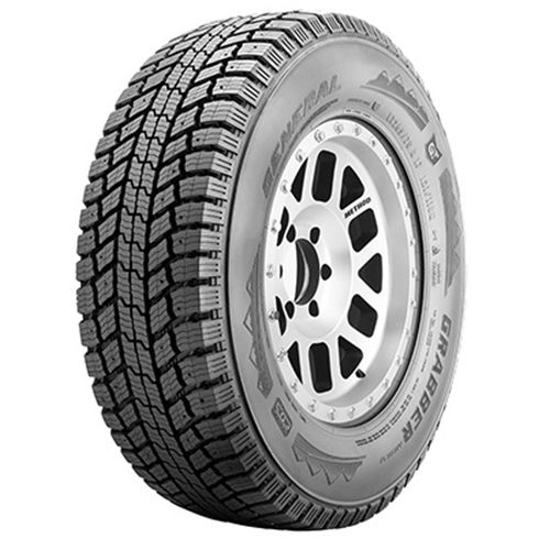 265/70R17 General Tires Grabber Arctic LT