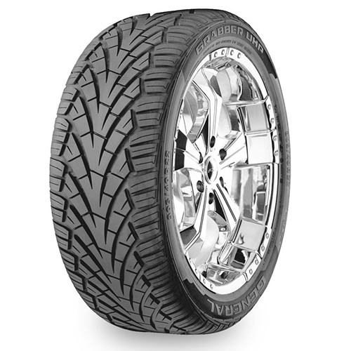 275/55R20 General Tires Grabber UHP