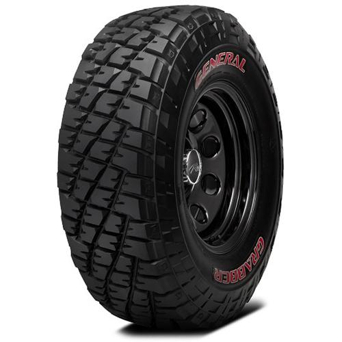 265/75R16 General Tires Grabber
