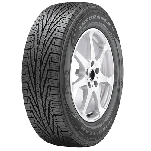 235/55R18 Goodyear Tires Assurance CS TripleTred All-Season