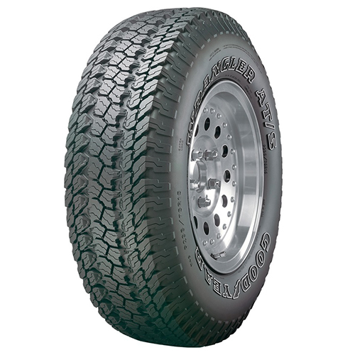 265/70R17 Goodyear Tires Wrangler AT/S