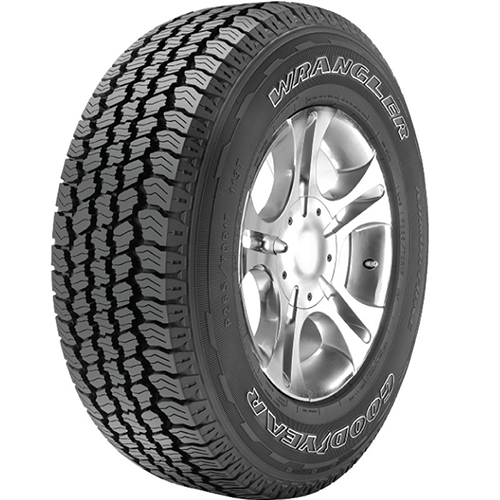 245/70R17 Goodyear Tires Wrangler ArmorTrac-P