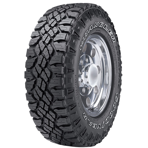 245/70R17 Goodyear Tires Wrangler DuraTrac
