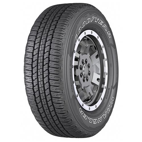 265/60R18 Goodyear Tires Wrangler Fortitude HT