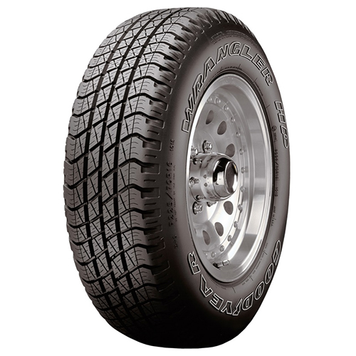265/70R17 Goodyear Tires Wrangler HP