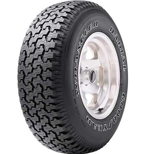 Goodyear Tires Wrangler Radial