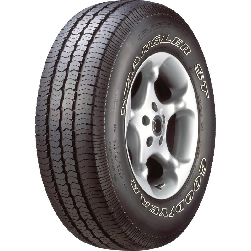 225/75R16 Goodyear Tires Wrangler ST