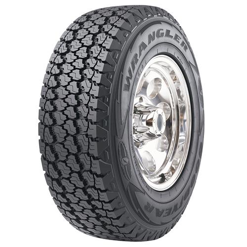 275/60R20 Goodyear Tires Wrangler SilentArmor
