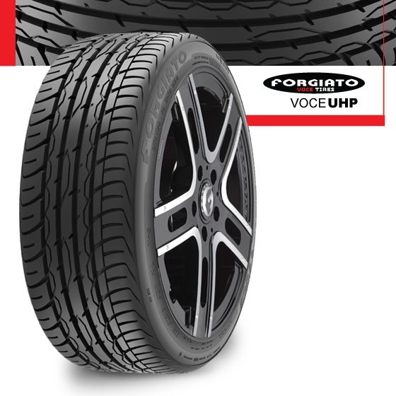 225/55R17 Forgiato Tires VOCE UHP