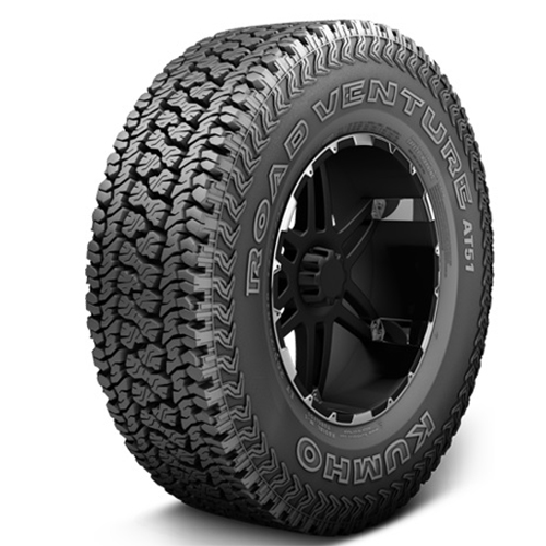 285/55R20 Kumho Tires Road Venture AT51