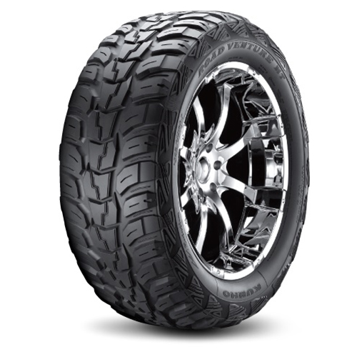 35/12.5R18 Kumho Tires Road Venture MT (KL71)