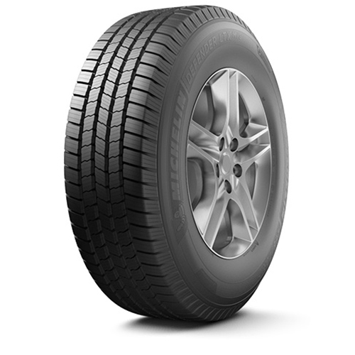 235/55R18 Michelin Tires Defender LTX M/S