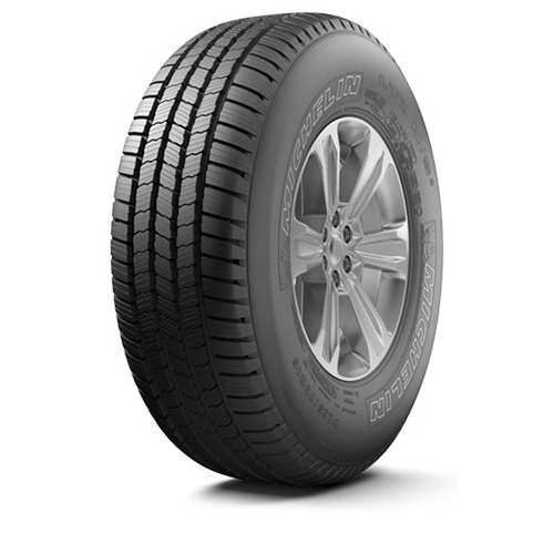 245/75R17 Michelin Tires LTX M/S2