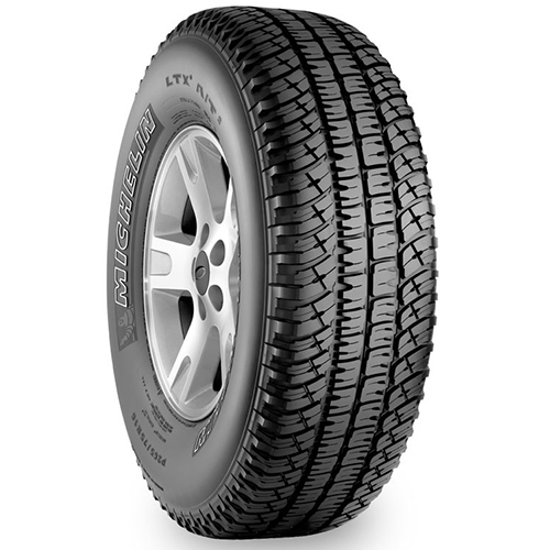265/65R17 Michelin Tires LTX A/T2