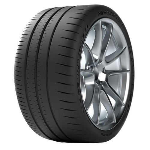 335/25R20 Michelin Tires Pilot Sport Cup 2