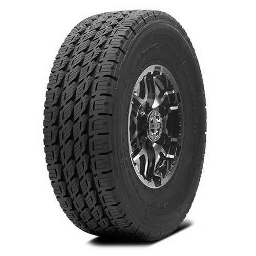 255/70R18 Nitto Tires Dura Grappler
