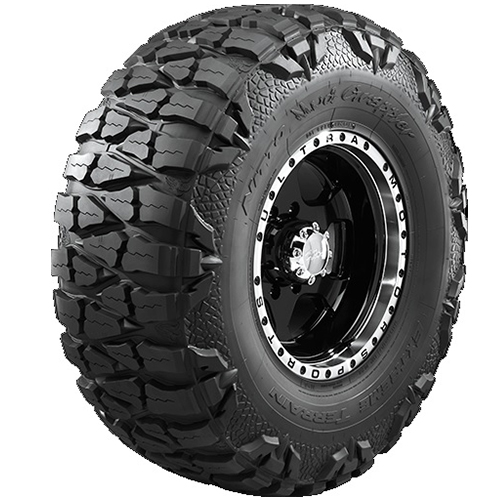 33/12.5R17 Nitto Tires Mud Grappler