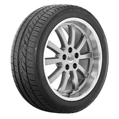 255/45R20 Nitto Tires NT-421Q