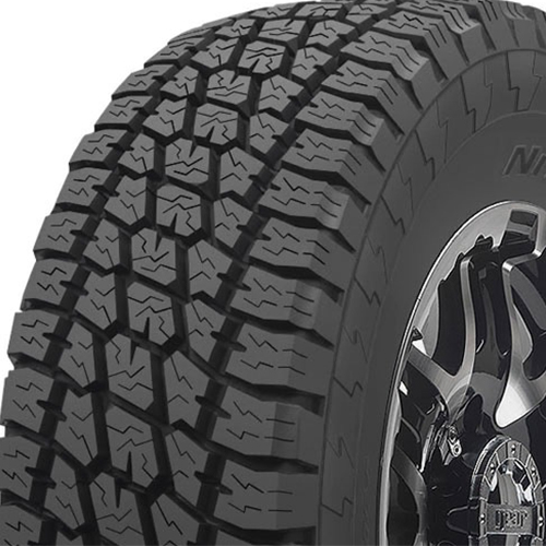 255/55R18 Nitto Tires Terra Grappler