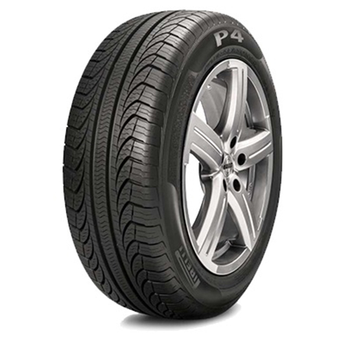225/55R17 Pirelli Tires Pirelli P4 Four Season Plus