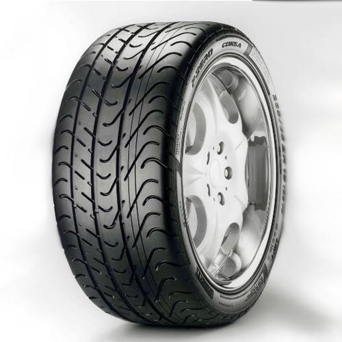 345/30R20 Pirelli Tires Pirelli Pzero Corsa System Asimmetrico