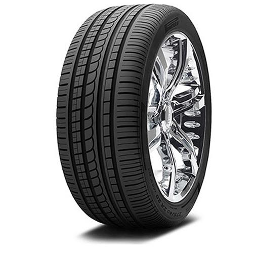 275/45R20 Pirelli Tires Pirelli Pzero Rosso Asimmetrico