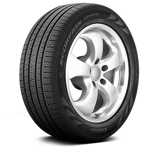 235/50R18 Pirelli Tires Pirelli Scorpion Verde All Season