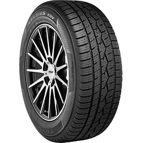 225/55R17 Toyo Tires Celsius CUV