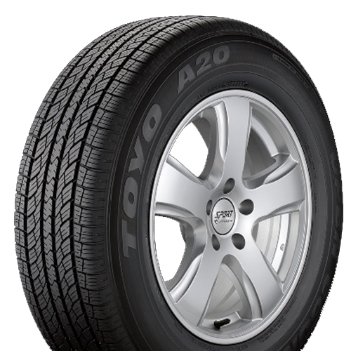 245/65R17 Toyo Tires Open Country A20