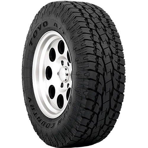255/70R17 Toyo Tires Open Country AT II