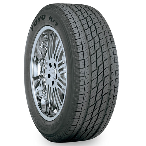 255/70R17 Toyo Tires Open Country H/T
