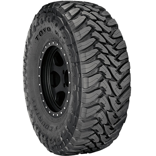 37/12.5R17 Toyo Tires Open Country M/T