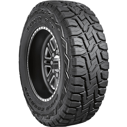 33/12.5R20 Toyo Tires Open Country R/T