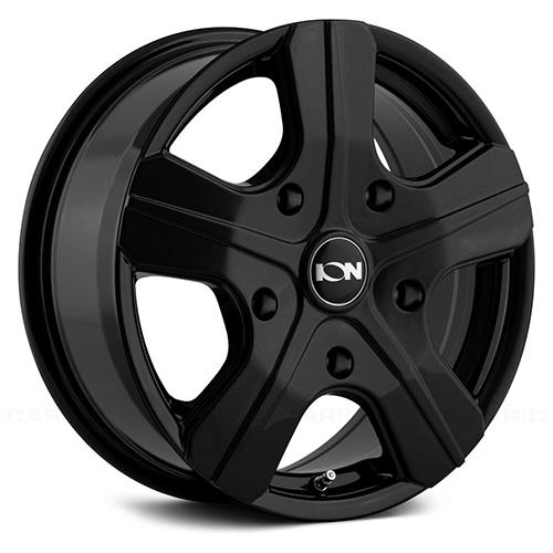 ION Wheels 101 Full Black
