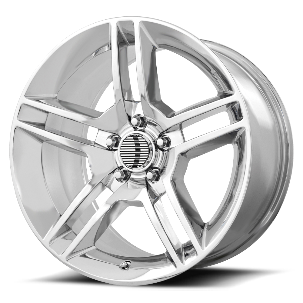 OE Creations Replica Wheels PR101 Chrome Plated