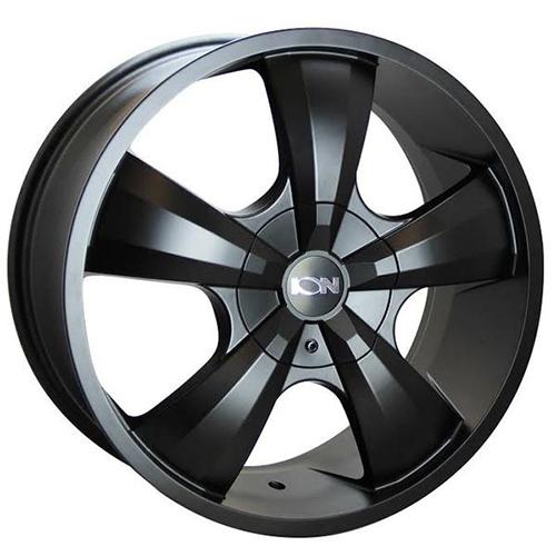 ION Wheels 103 Satin Black