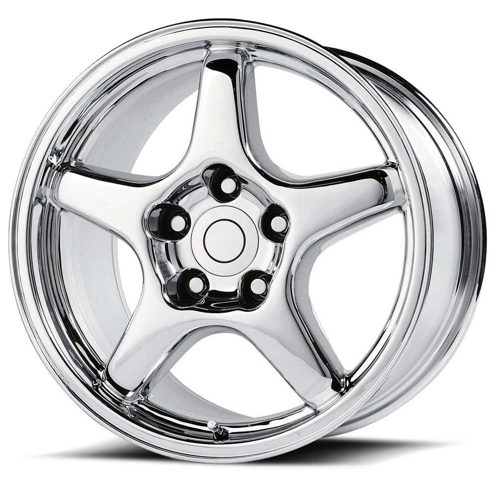 OE Creations Replica Wheels PR103 Chrome Plated