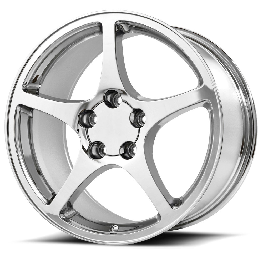 OE Creations Replica Wheels PR104 Chrome Plated