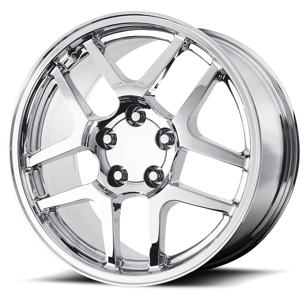 OE Creations Replica Wheels PR105 Chrome Plated