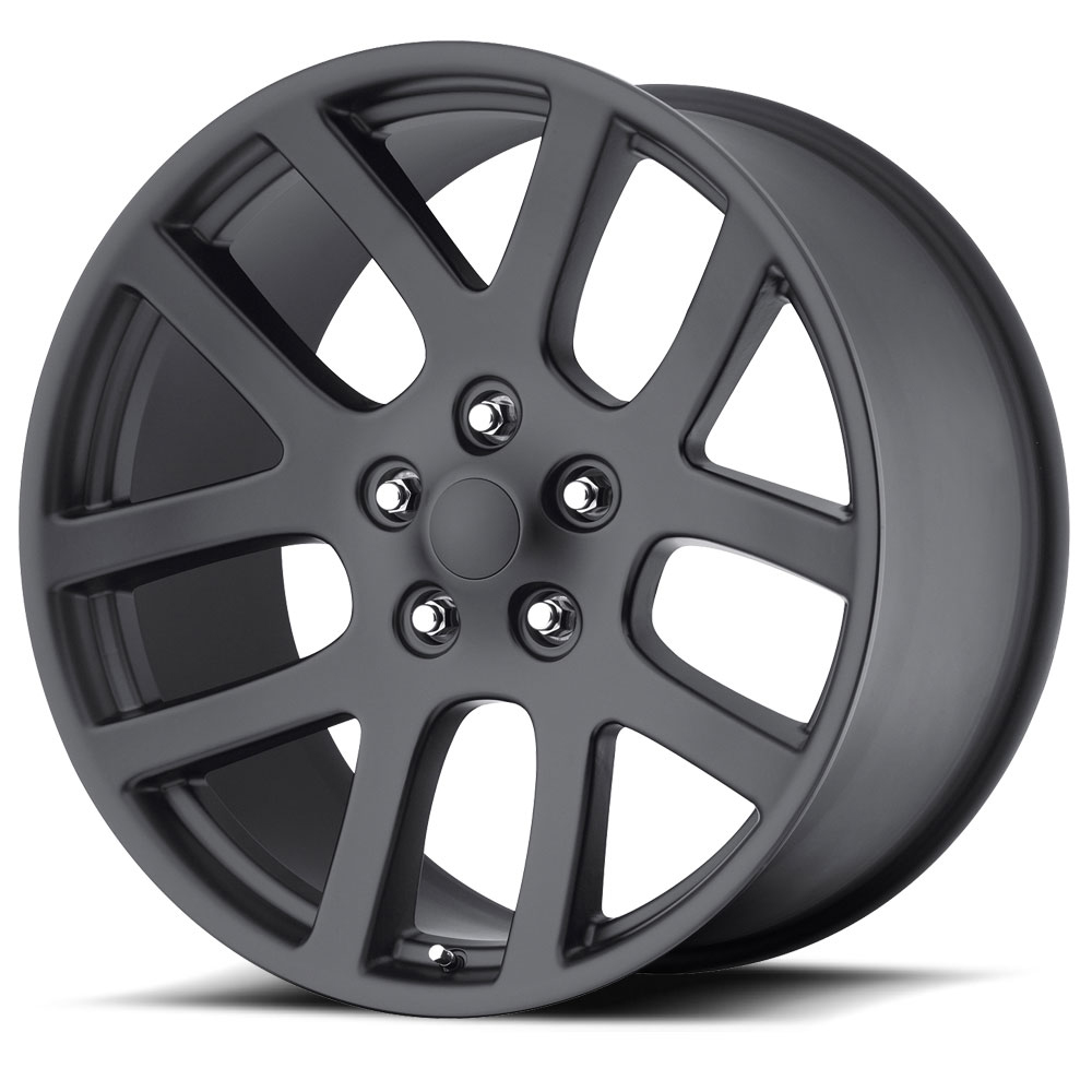 OE Creations Replica Wheels PR107 Matte Black