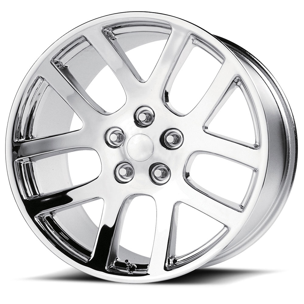 OE Creations Replica Wheels PR107 Chrome Plated