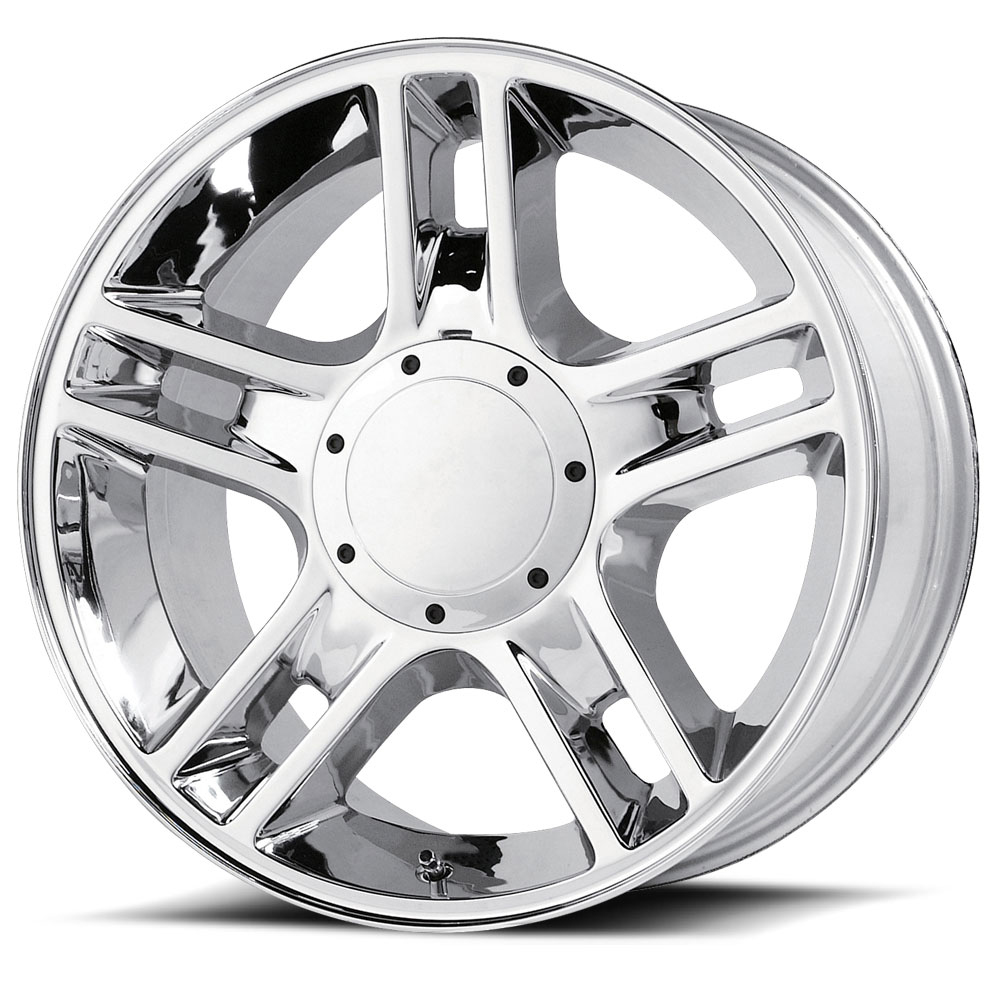 OE Creations Replica Wheels PR108 Chrome Plated