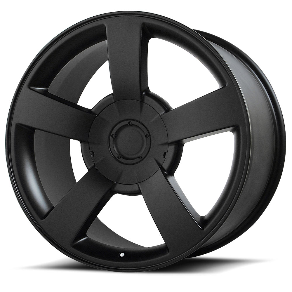 OE Creations Replica Wheels PR112 Matte Black