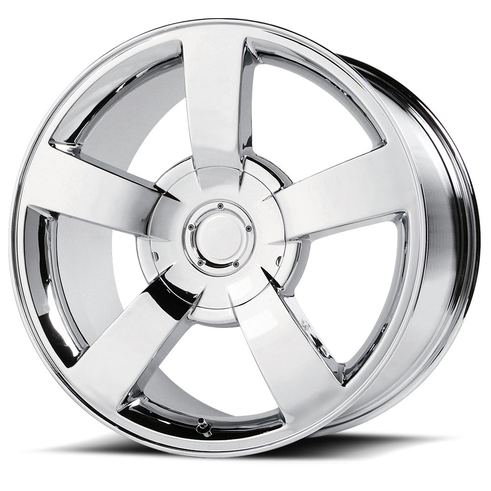 OE Creations Replica Wheels PR112 Chrome Plated